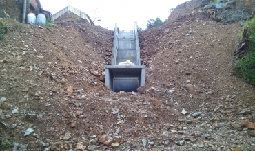 REHABILITATION OF DRAINAGE SYSTEM